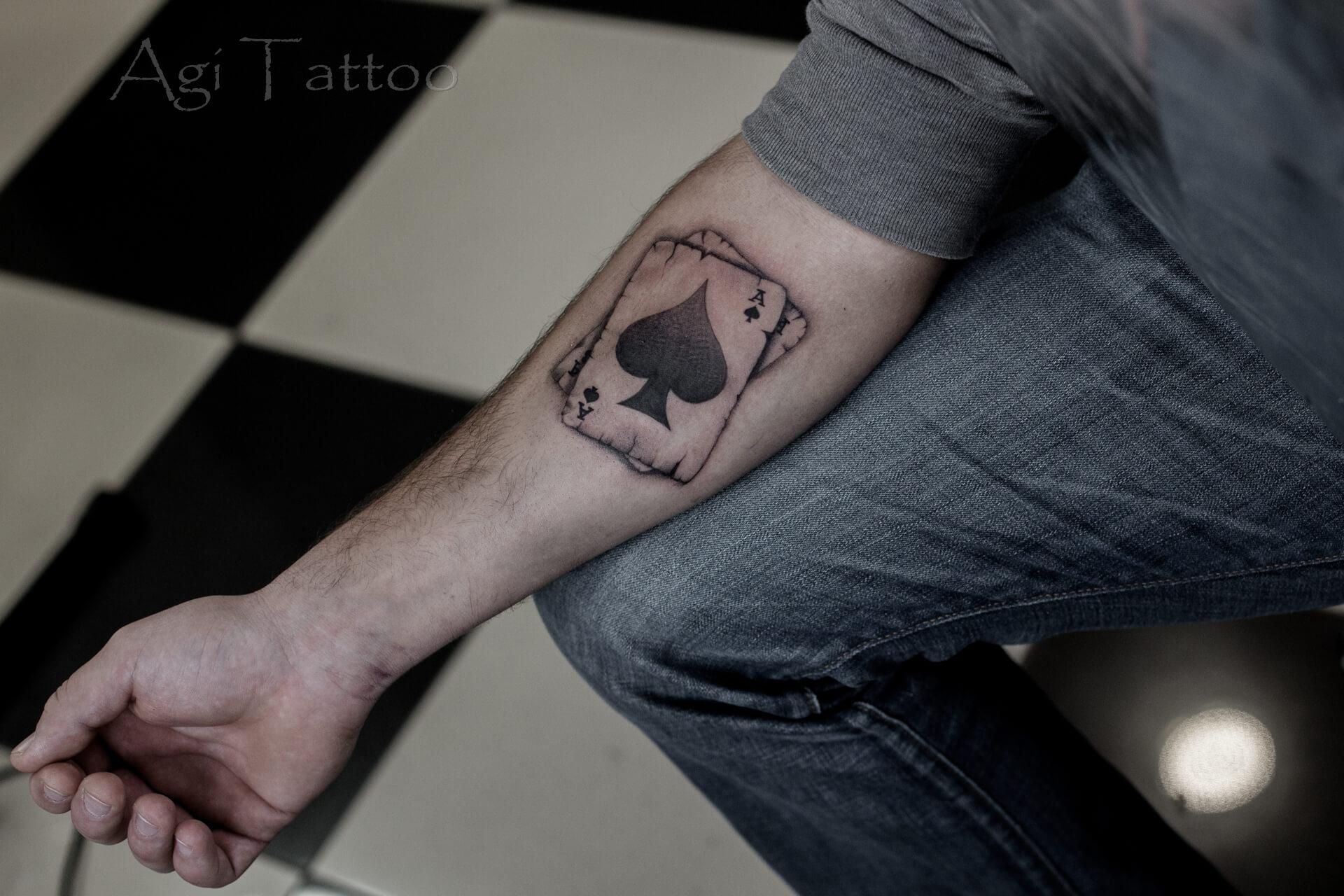 Agi Tattoo Studio Tatuażu Agnieszka łowińska